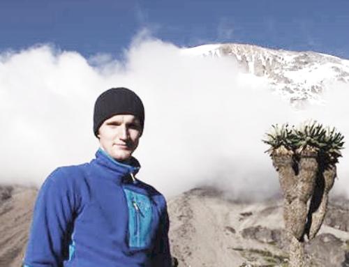Edvard Lindahl – Expeditionsläkare