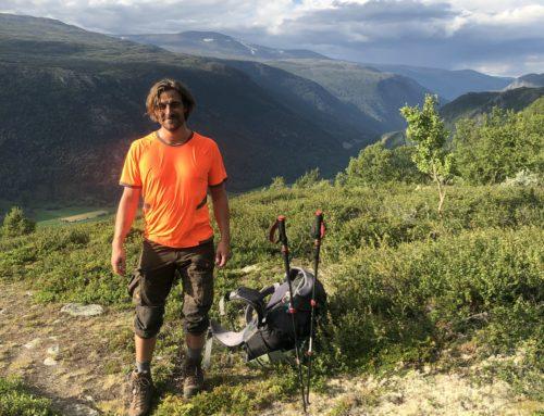 Johan Berg – Expeditionsläkare