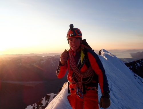 Inspiration by former students: What adventure means to me – by Joda Dolmans